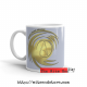Corpus Christi Atheists New Logo 11oz Ceramic Mug