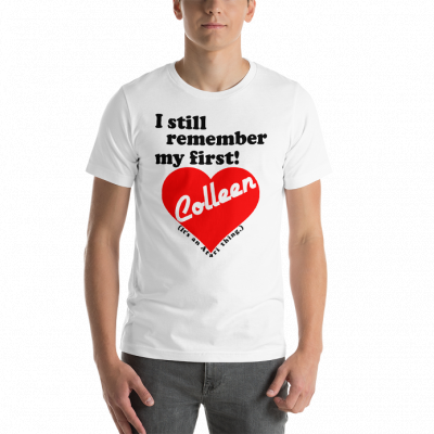 I Still Remember My First - Atari tee - Colleen/Candy/Stella/Pam