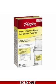 Playtex Nurser DROP-IN Liners 8oz - 10oz