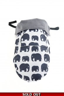 BundleBean GO grey elephant