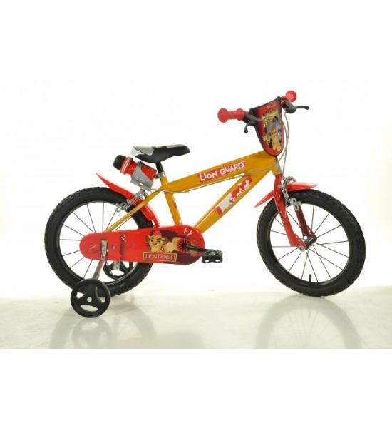 "16"" Lion Guard Bike"