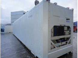 40/45 FT HC REEFER REFRIGERATED SHIPPING CONTAINERS