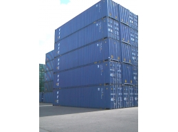 45 FT PALLET WIDE HC SHIPPING CONTAINERS