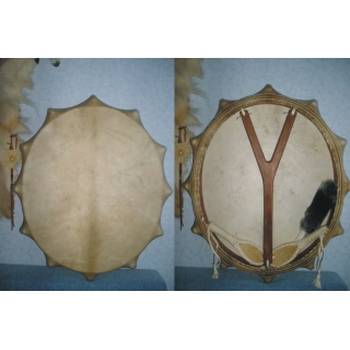 Oval Drum