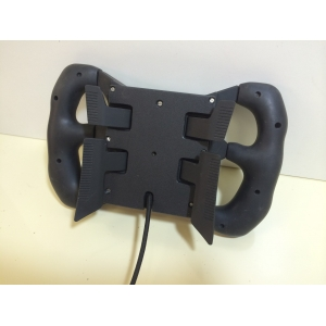 Backplate for SRW-S1 Wheel includes screws