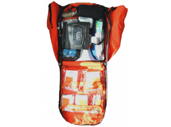 Emergency Grab Bag - Fully Kitted DELUXE