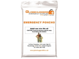 Emergency Poncho - One Size Fits All