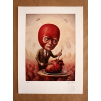 Neberra - Limited Edition Print -