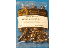 Sugar Free Liquorice Candies