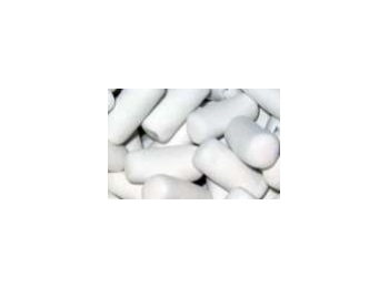 School Chalks Mild Salt Dutch Liquorice In A Hard White Candy 100g