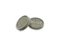 Meenk Liquorice & Aniseed Cough Lozenges Throat Soother 100g
