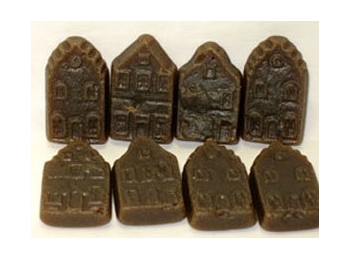Old Dutch Liquorice Houses 100g