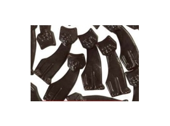 Liquorice Cats Dutch Soft & Sweet Sugar Free Liquorice 100g