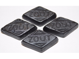 Super Salty Liquorice Zouts 100g