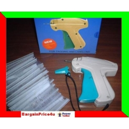 Tag Gun Set BEST SELLER 1000..