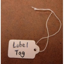 Label Tag With String 100pcs..