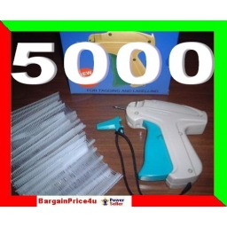 Price Tag Gun Set with 5000 ..