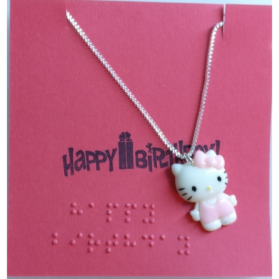 Hello kitty neckla..