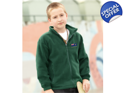 Kids Outdoor Fleece Jac..