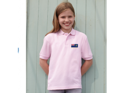 Kids Poly/Cotton Pique Polo Shirt