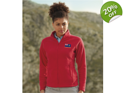 Lady Fit Outdoor Fleece Jacket