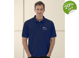 Poly/Cotton Pique Polo Shirt