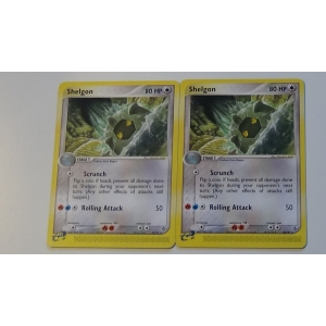 Shelgon EX Dragon 20 / 97 Po..