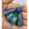 Dichroic Glass Pen..