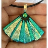 Fan Dichroic Glass..