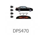 DPS470 - 4 Sensor Wireless Audio & Dash Display
