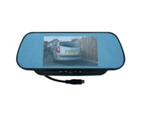 Rear View Mirror Mounting Monitor