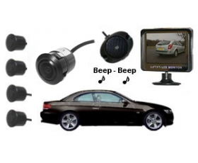 DPS400D - Camera & Dash Monitor Reversing Kit