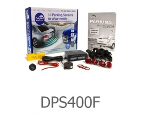 DPS400F - 4 Front Parking Sensors, Audio Alerts