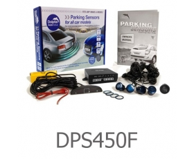 DPS450F - 4 Front Parking Sensors, Audio & Dash Display