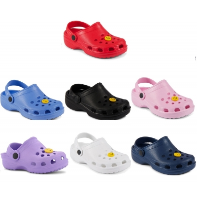 New Kids Girls Boys Summer Beach Clogs Sandals Slippers