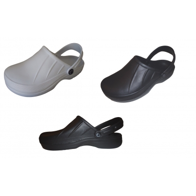 Catering Clogs Kitchen Chef Full Closed Toe Shoes Staff Footwear