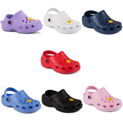 Kids Beach Shoes, Children's Sandals, Water Shoes, Jelly's Clogs