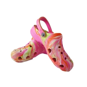 Womens Beach Clogs Sandals Cloggis Flip Flops Slippers Pink