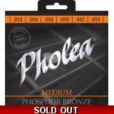 Pholea Phosphor Bronze Guitar Strings