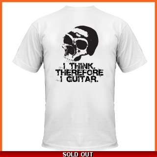 Pholea T-Shirt I Think Therefore I Gui..