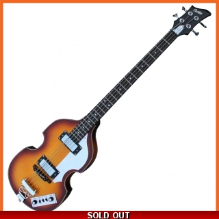 Pholea Violin Bass Guitar