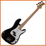 Pholea Bass Guitar Black