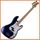 Pholea Bass Guitar Blue