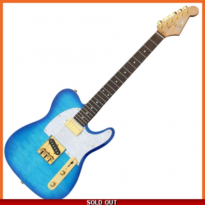 Pholea TL Flamed Maple Electric KJ-TLBLU