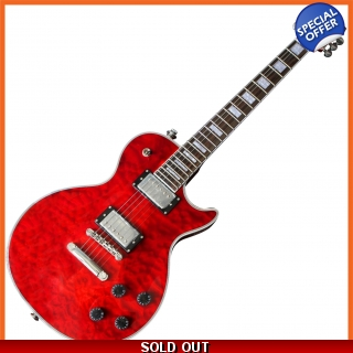 Pholea LP Mahogany Electric PLP-RED