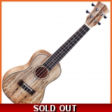 Pholea 23 Inch Ukulele Spalted Maple P..