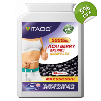 Acai berry Extract Complex 5000mg..