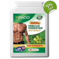Tribulus Terrestris Extract 5000m..