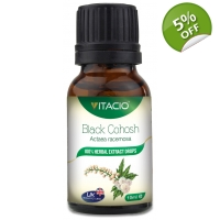 Black Cohosh Extract Drops Female..