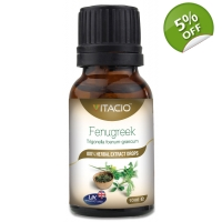 Fenugreek Seed Extract Drops Fema..